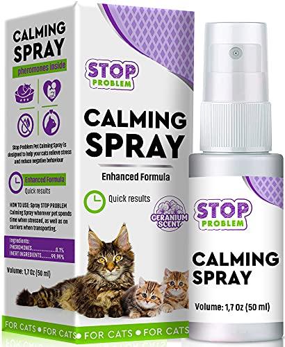 Beloved Pets Pheromone Calming Spray