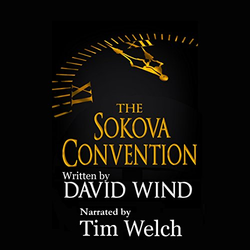 The Sokova Convention audiobook cover art
