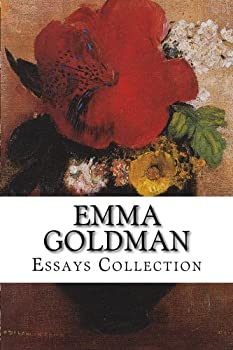 Emma Goldman, Essays Collection 1508581940 Book Cover