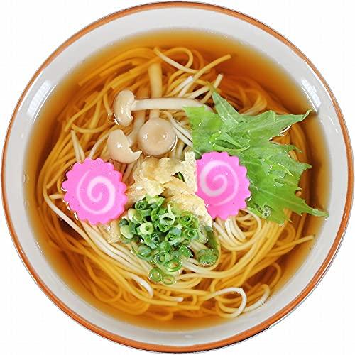 和風味(6人前)京風うすくち醤油ラーメン[乾麺 スープ セット お取り寄せ グルメ ギフト 贈答 景品 非常食 保存食 即席 ramen noodle]