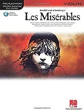 Les Miserables: Violin Play-Along Pack (Hal Leonard Instrumental Play-along)