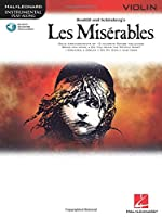 Les Miserables: For Violin (Hal Leonard Instrumental Play-along)
