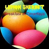 Breakfast At Timanfaya