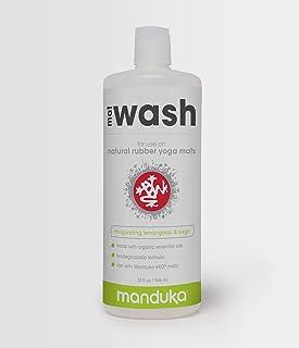 Manduka Organic Yoga Mat Cleaner, 32 oz