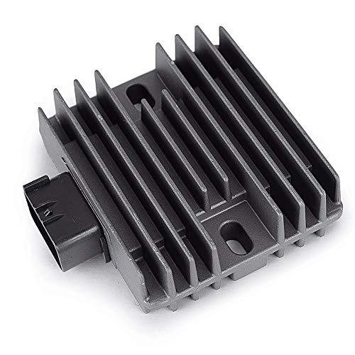 Regulador de voltaje de metal de motocicleta rectificador para Kawasaki ER6N NINJA 650R Z750S VERSYS Z1000 ZX1000 NINJA