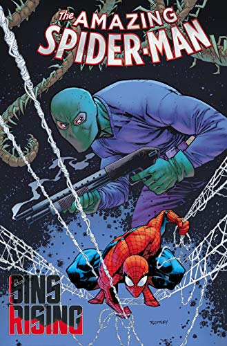 Amazing Spider-Man by Nick Spencer Vol. 9: Sins Rising (Amazing Spider-Man (2018-)) (English Edition)