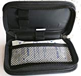 CHILLPACKS Diabetic Insulin Pen /Medication Cooler Case,for 2's or larger pen - w/2x Ice Packs (Black)