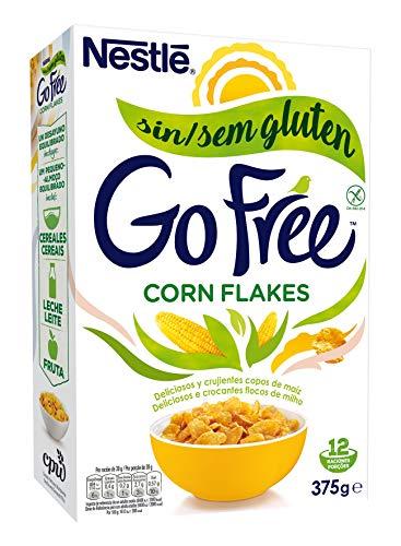 Cereales Nestlé Go Free - 1 paquete de 375 g