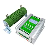 Original Factory 1400W 12V/24V Off Grid MPPT Wind Solar Hybrid Charge Controller Design for 0- 800W Wind with 0- 600W Solar Panel system with Booster Function and Dump Load