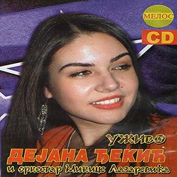 Dejana Djekic i orkestar Mikice Lazarevica (live)