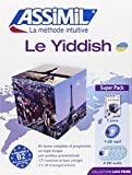 Assimil Le Yiddish - Yiddish for French speakers Book+4CD's+1CDMP3 (Yiddish Edition)