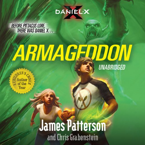 Daniel X: Armageddon audiobook cover art