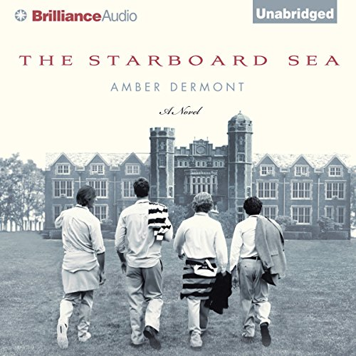 The Starboard Sea audiobook cover art