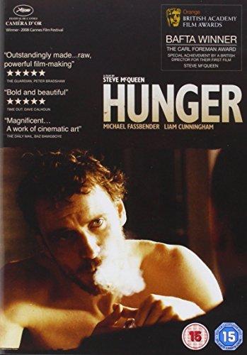 Hunger [Region 2] by Liam Cunningham