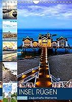 INSEL RUeGEN - Zauberhafte Momente (Wandkalender 2022 DIN A4 hoch): Sehenswertes der Insel im magischen Licht (Monatskalender, 14 Seiten )