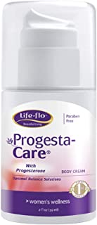 Life-Flo Progesta-Care Body Cream, 2 ounce