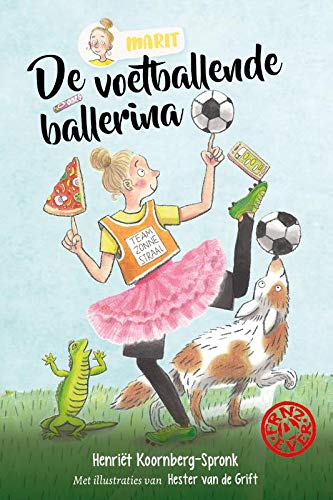 De voetballende ballerina
