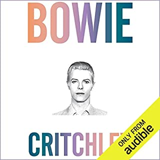 Bowie audiobook cover art