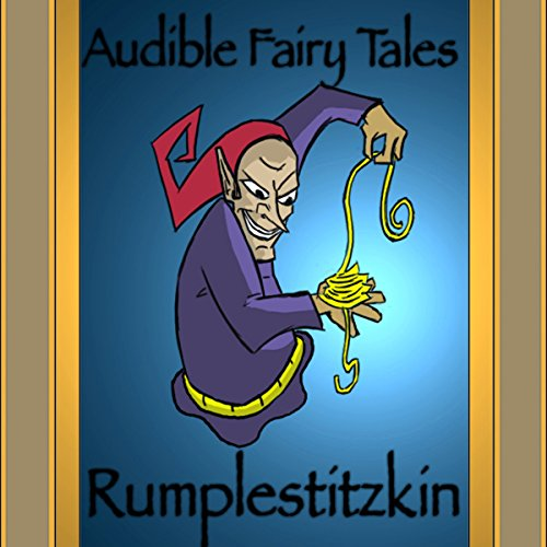 Rumplestiltzkin cover art