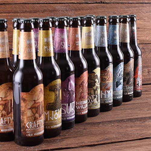WACKEN BRAUEREI Craft Beer Box 18 x 0,33 l - 3