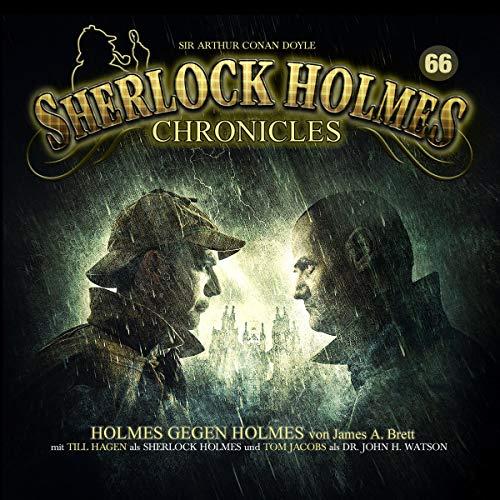 Holmes gegen Holmes cover art