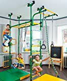 Pegas: Children's Indoor Home Gym Swedish Wall...