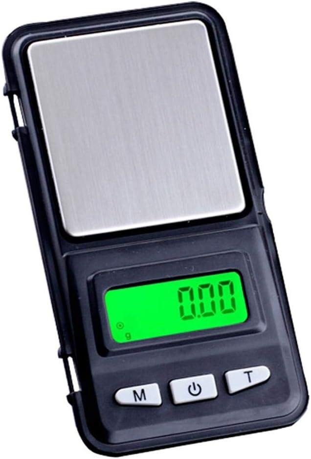 LCD 500g 0.01g Báscula de equilibrio de joyería para oro Bijoux Sterling Diamond Gram pocket Básculas digitales báscula electrónica