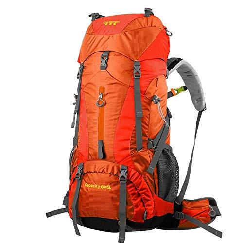 Bolsa de Trekking Mochilas Profesionales Impermeable Marco Interno Escalada de Camping