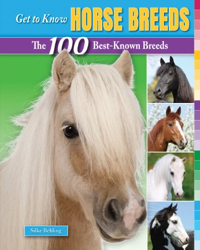 Get to Know Horse Breeds: The 100 Best-Known Breeds