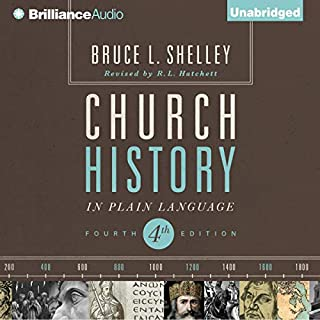 Church History in Plain Language cover art