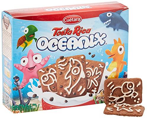 Tosta Rica Galletas Tosta Rica Oceanixm, 480g