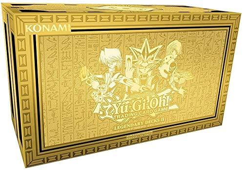 Yu-Gi-Oh! Yugis Legendary Deck Box 2 - Juego de cartas (contenido en alemán)