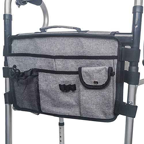 Mr.LQ Reisetasche Langlebige Leichte Nylon-Reisetasche Universal Organizer Reisetasche Reisetasche Rollstuhl-Reisetasche Beliebiger Stil