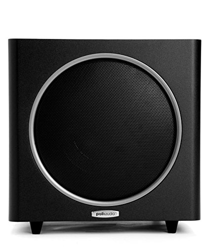 Best Buy! Polk Audio PSW110 10-Inch Powered Subwoofer (Single, Black)