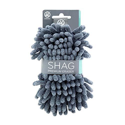 U Brands Microfiber Shag Dry Erase Board Eraser (2 Pack) New Jersey