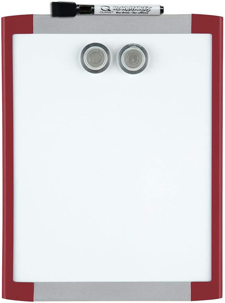 Quartet Magnetic Whiteboard 8-1 2