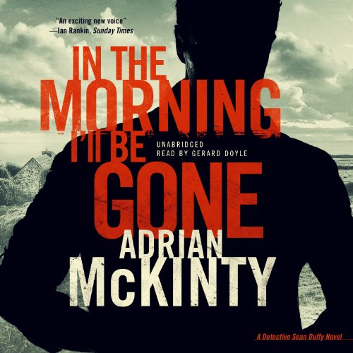 In the Morning I'll Be Gone copertina