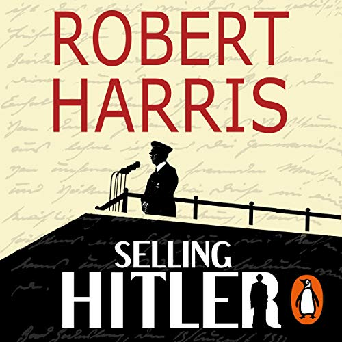 Couverture de Selling Hitler