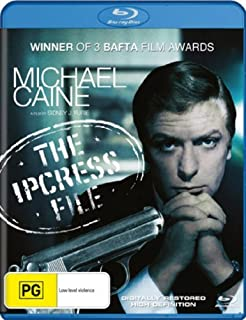 The Ipcress File (1965) ( Len Deighton's The Ipcress File ) (Blu-Ray) (B0070S0AOQ) | Amazon price tracker / tracking, Amazon price history charts, Amazon price watches, Amazon price drop alerts
