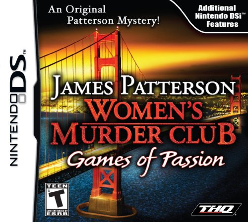 Women's Murder Club Games of Passion - Nintendo DS