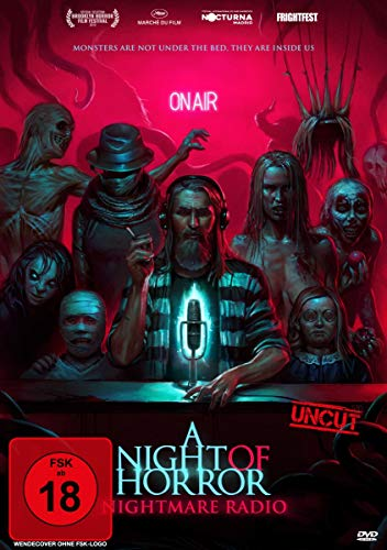 A Night Of Horror - Nightmare Radio (uncut)