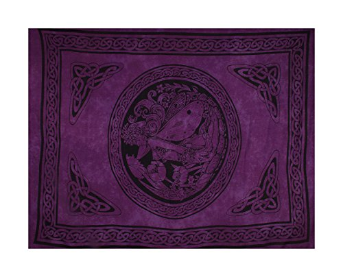 Sarong, Celtic - Fairy, Assorted Colors Only, Gift, Not Purple