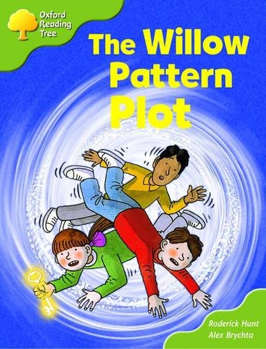Oxford Reading Tree: Stages 6-7: More Storybooks (Magic Key): The Willow Pattern Plot: Pack Bの詳細を見る