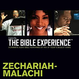 Inspired By … The Bible Experience Audio Bible - Today's New International Version, TNIV: (28) Zechariah and Malachi audiobook cover art
