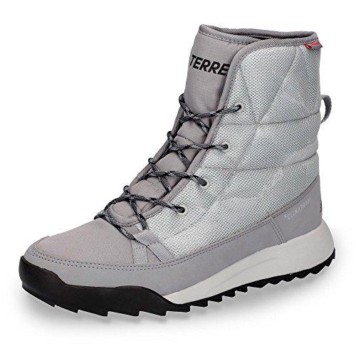 adidas Damen Terrex Choleah Padded Cp Trekking-& Wanderstiefel, (Gritre/Negbas/Gridos), 39 1/3 EU