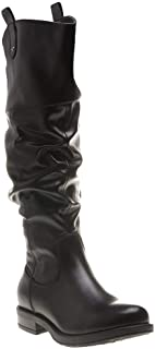SOLESISTER Caffe Womens Boots Black