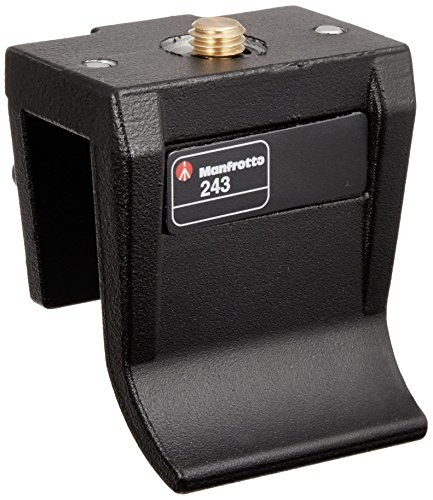 Manfrotto 243 Car Window Pod - Replaces 3292,Black,6.4 ounces