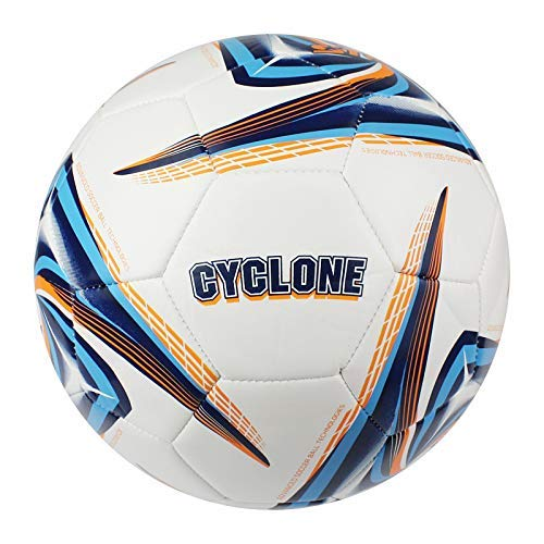 SIZHINIAN Europa Torneo de Fútbol Formación Ball-PU Suave Toque del balón Naturaleza Size3, 4, 5, Serie SB8674, Ball 3 (para los niños)