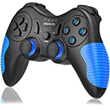 BEBONCOOL Controller per Nintendo Switch,Wireless Joystick per Nintendo Switch PRO Controller Switch Gamepad Joypad con 6-Axis Gyro Somatosensory Dual Motor Regolabile Vibration Switch Joypad