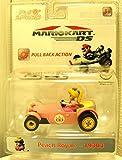Stadlbauer - Mario Kart - Pull and Speed Serie 2 - Princesa Peach - 10 cm - Super Mario Kart DS Peach, Figura Videojuegos